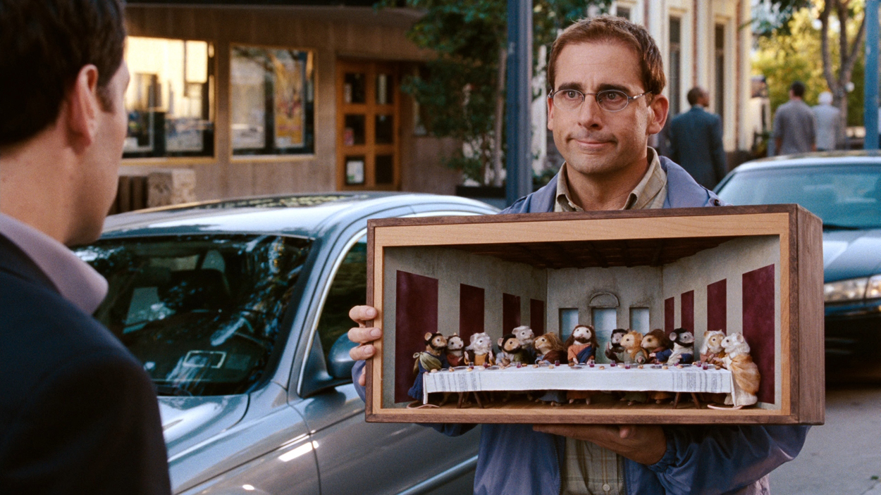 """Dinner For Schmucks"" Review In Variety"